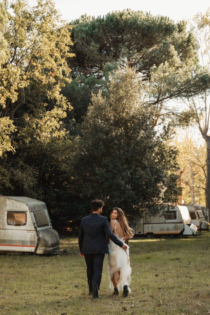 fotógrafos de boda en San Sebastian