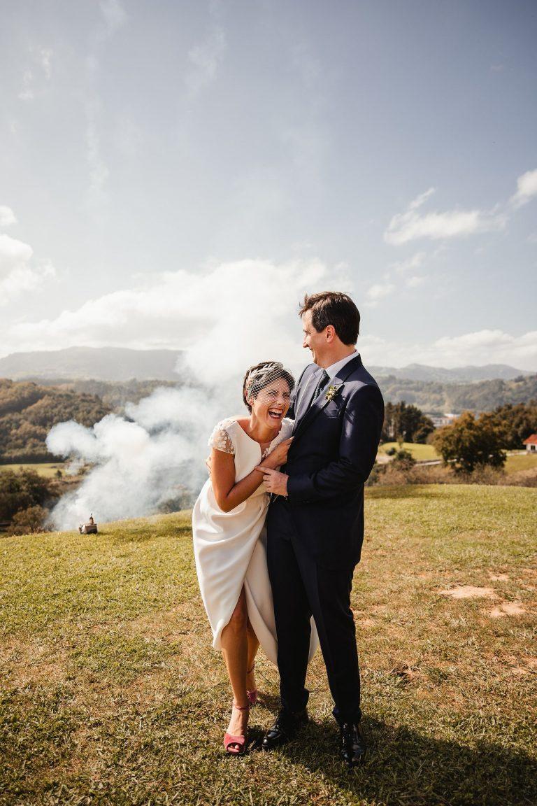 fotografia de boda Gipuzkoa